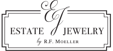 Estate Jewelry | An RF Moeller Brand Logo